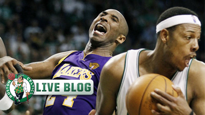 Celtics Live Blog: Ray Allen, C's Struggle Late in 88-87 Overtime Loss to Lakers