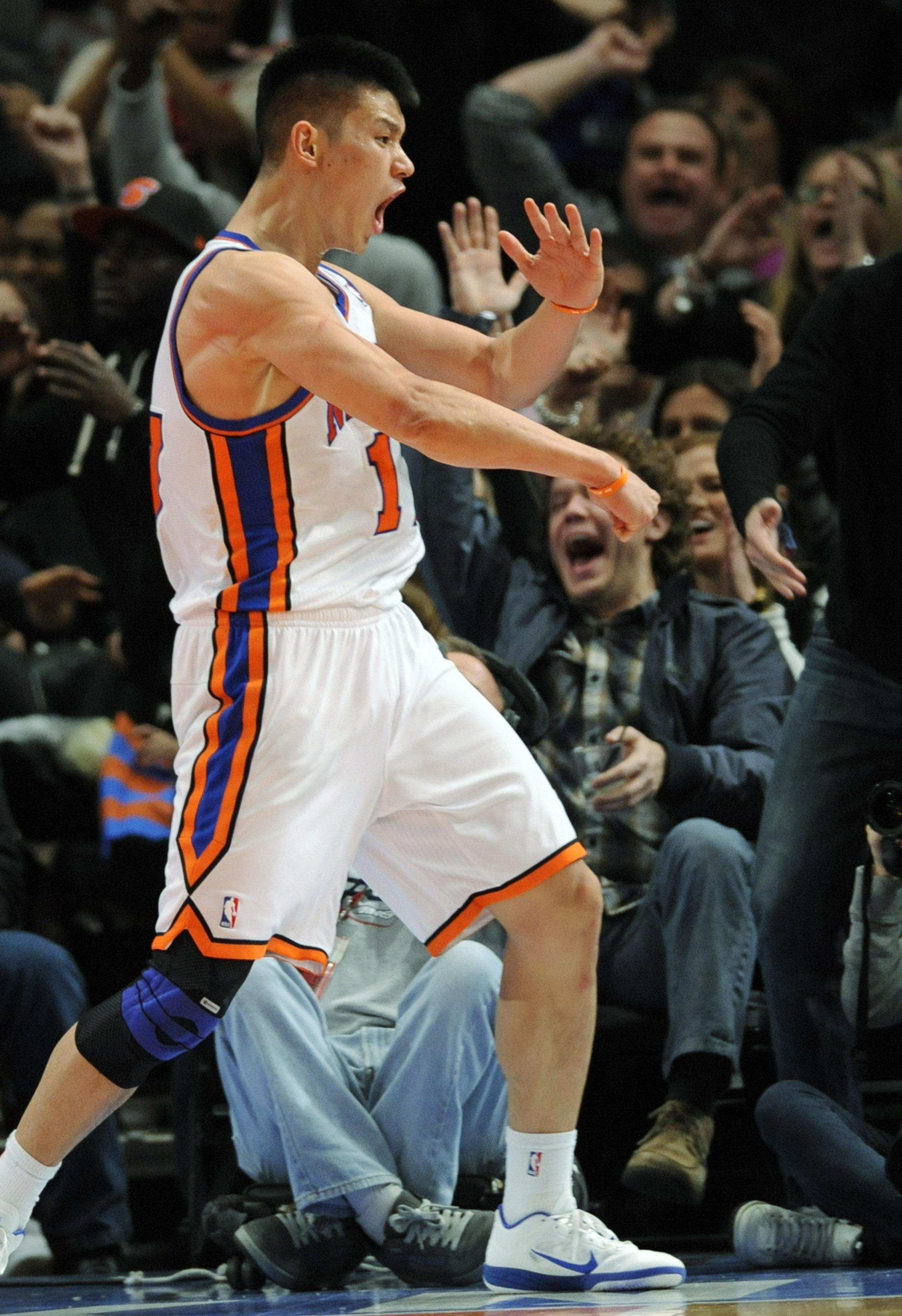 Jeremy Lin Receives Encouragement From Ex-Knicks Guard Wat Misaka, First Asian American in NBA