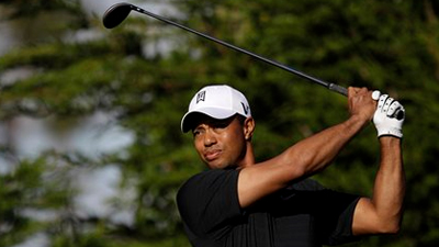 Tiger Woods Still in Contention at AT&T Pebble Beach National Pro-Am, Charlie Wi Holds Three-Shot Lead