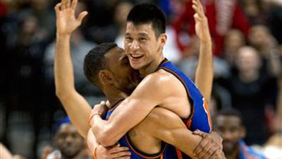 Jeremy Lin Hits Game-Winner to Cap Knicks' Last-Second Win in Toronto (Video)
