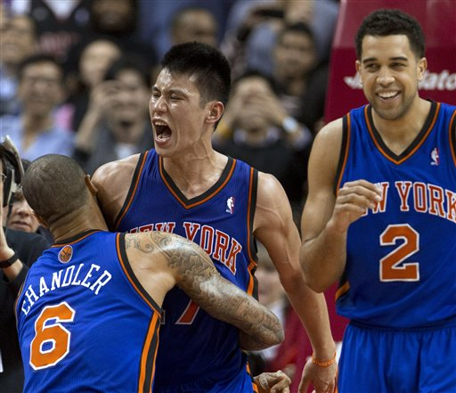 Jeremy Lin Fuels Tim Tebow Comparisons With Another 'Miracle,' Says 'God's Fingerprints' Are All Over His Story