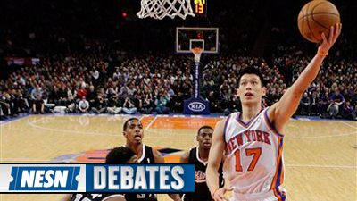 What Does the Mania Surrounding Jeremy Lin Most Remind You of?