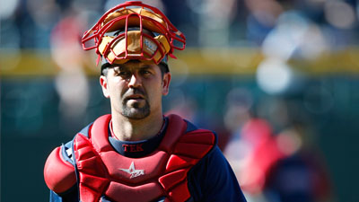 Jason Varitek Retires a Red Sox Legend, But Offensive Numbers Don't Merit Trip to Cooperstown