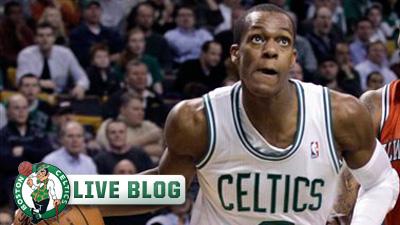 Celtics Live Blog: Rajon Rondo Leads Boston's 35-Assist Attack in 107-94 Win Over Nets