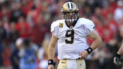 Report: Drew Brees 'Livid' After Saints Placed Franchise Tag on Quarterback