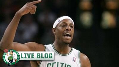 Celtics Live Blog: Ray Allen Bounces Back With 22 Points as C's Beat Blazers 104-86