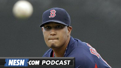 Felix Doubront Poised to Land No. 5 Spot in Red Sox Rotation, Shortstop Battle Heating Up (Podcast)