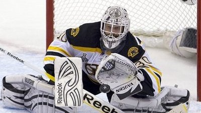 Tim Thomas Expected Back in Net As Bruins Close Out Road Trip Against Panthers in Florida