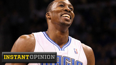Dwight Howard's Decision to Stay With Magic Opens Opportunity for Celtics to Benefit in Playoffs
