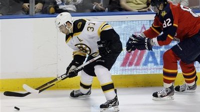 What Will Happen During Thursday's Bruins-Panthers Game?