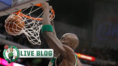 Celtics Live Blog: Kevin Garnett, C's Cannot Contain Kenneth Faried in 98-91 Loss to Nuggets
