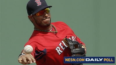 Vote: Which Shortstop Will Get the Most At-Bats This Season for the Red Sox?