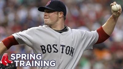 Jon Lester Named Red Sox' Opening Day Starter, Josh Beckett Tabbed to Start Home Opener