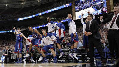 Jayhawks' Win Over North Carolina Shows Kansas Can Find Weaknesses in Any Challenger