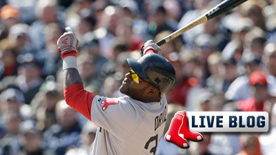 Red Sox Live Blog: Tigers Blast Five Home Runs, Beat Red Sox 10-0