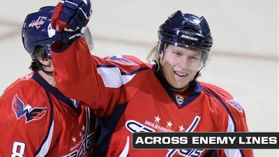 Alex Ovechkin-Nicklas Backstrom Combo Gives Dale Hunter Options, Could Give Bruins Headaches
