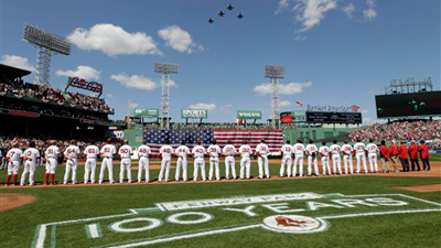 Red Sox Players, Alumni to Sign Autographs at Free Fenway Park Open House on April 19