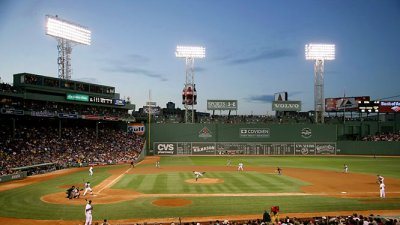 Fenway Park Becomes Sports' Most Iconic Venue With 100th Anniversary Celebration