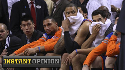 Knicks' Inability to Compete With Heat Is Final Indication That Team Needs to Be Dismantled