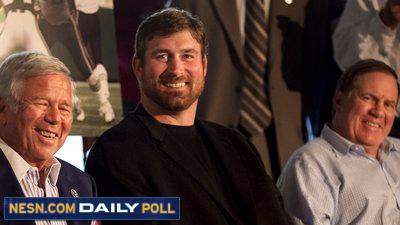 Vote: Which of Matt Light's Pranks on Patriots Personnel Was the Best?