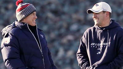 Josh McDaniels Excited to Reunite With Brandon Lloyd After Pair Was Successful Together in Denver, St. Louis