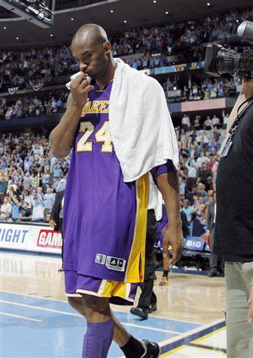 Kobe Bryant Should Have Been a Dentist, Must Stop Eating Beans Before Games (Caption Contest)