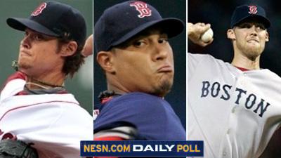 Vote: Which Red Sox Starter Will Lose Starts When Daisuke Matsuzaka Returns?