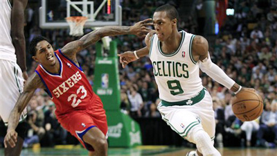 Rajon Rondo Becomes Superman During Second-Half Outburst on Way to Another Triple-Double
