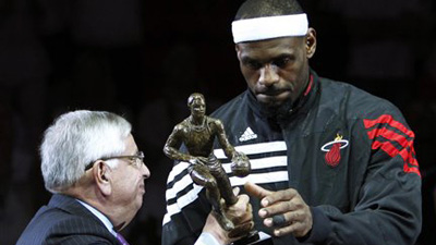 LeBron James Takes MVP, Leads Heat Past Pacers as Clippers Finish Off Grizzlies