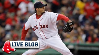 Red Sox Live Blog: Josh Beckett Tosses Seven Shutout Innings, Leads Sox to 5-0 Win