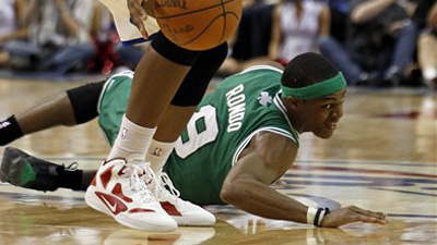 Rajon Rondo, Celtics Resist Thinking About Missed Opportunity to Put Stranglehold on Series