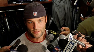 Wes Welker 'Not Frustrated Whatsoever,' Doesn't Foresee 2012 Being Last Season With Patriots