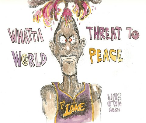OKC Thunder Send Lakers Packing, Meaning James Harden Gets Last Laugh Over Metta World Peace