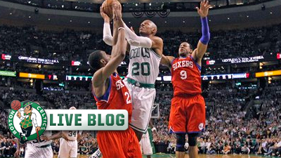 Celtics Live Blog: Rajon Rondo Puts Team On His Back as C's Win Game 7, Move On to Face the Heat