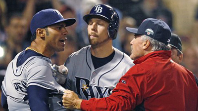 Red Sox-Rays Brawl Draws Joe Maddon's Ire, While Franklin Morales Denies Wrongdoing