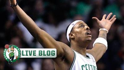 Celtics Live Blog: Rajon Rondo, Paul Pierce, Kevin Garnett Lead C's to 101-91 Victory Over Heat in Game 3
