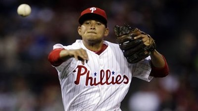 Phillies Rookie Freddy Galvis Suspended 50 Games For Use of Performance-Enhancing Substance