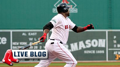 Red Sox Live Blog: David Ortiz Grand Slam Leads Offensive Onslaught as Sox Pound Marlins 15-5
