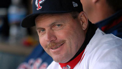 Pawtucket Red Sox Manager Arnie Beyeler Selected as Coach For Futures Game