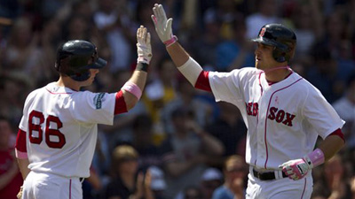 Red-Hot Will Middlebrooks Remains in Red Sox Lineup As Sox Open Series With Braves at Fenway