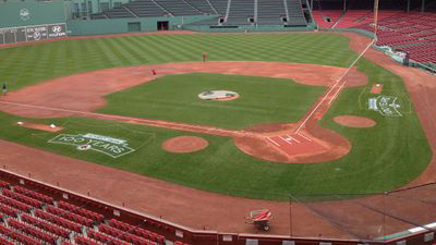 Fenway Park Better Ballpark Than Milwaukee's Miller Park, Despite ESPN Vote