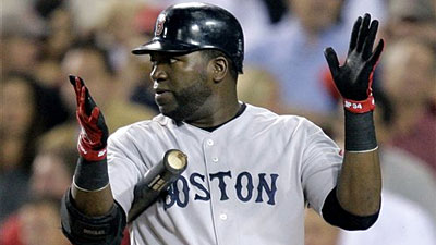 David Ortiz the Only Red Sox Selected to Start All-Star Game as Josh Hamilton Sets Voting Record