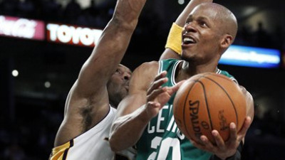 Report: Ray Allen Gets Two-Year, $5 Million Offer From Memphis Grizzlies