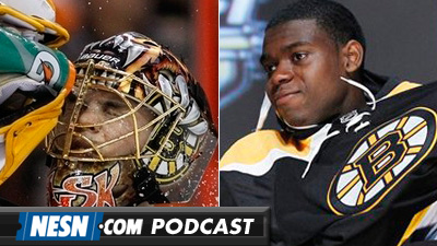Tuukka Rask Could Someday Pass the Torch to Malcolm Subban in Bruins' Net (Podcast)