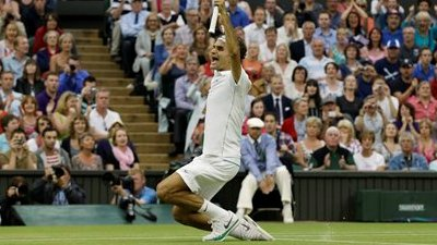 Roger Federer Wins Record-Tying Seventh Wimbledon Title, 17th Major Championship Overall