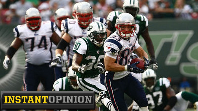Wes Welker Deserves New Deal, Should Get Contract Offer From Patriots This Week