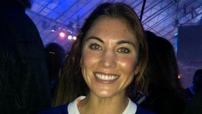 Hope Solo Says 'There's a Lot of Sex Going on' at Olympics, Recalls Partying With Vince Vaughn