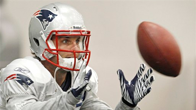 Report: Wes Welker, Patriots Can't Come to Terms on Deal, Receiver Will Play Season Under Franchise Tag