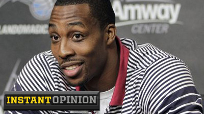Dwight Howard's Quest to Become Global Icon May Be Best Served In Houston Alongside Jeremy Lin
