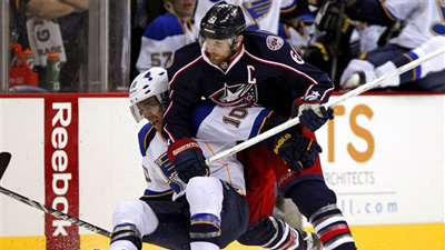 Report: Red Wings Make 'Hell of an Offer' for Rick Nash